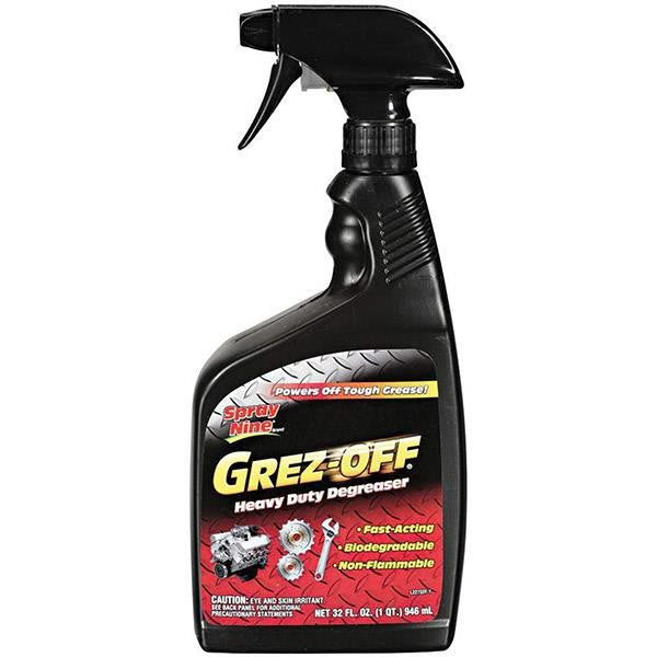 Grez-Off® Degreaser