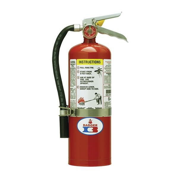 Badger™ Extra 2.75 lb ABC Fire Extinguisher w/ Vehicle Bracket