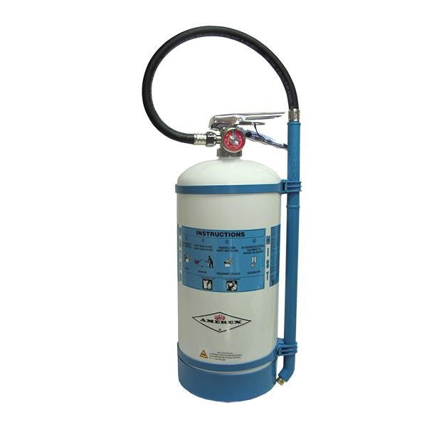 Amerex® 1.75 gal Non-Magnetic Water Mist Extinguisher w/ Brass Valve & Wall Hook