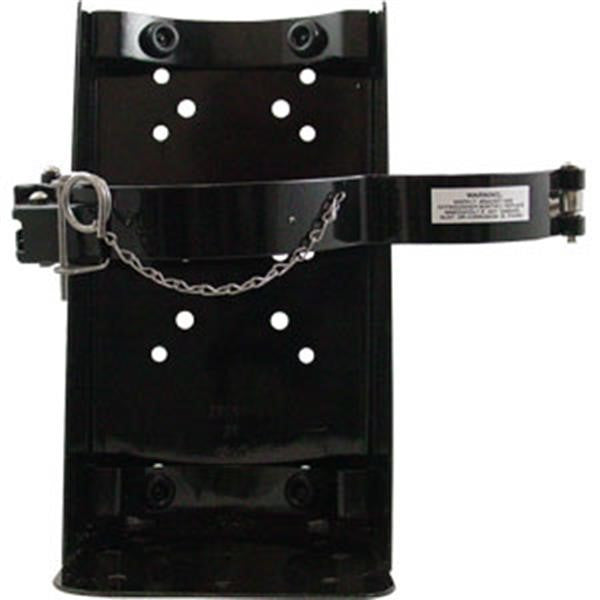 Badger™ Clamp Type Vehicle Bracket (For 10 & 15 lb CO2 Extinguishers)