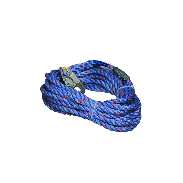 Lifeline w/ Locking Snap Hook & Loop