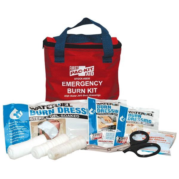 13-Piece Soft Pack Burn Kit