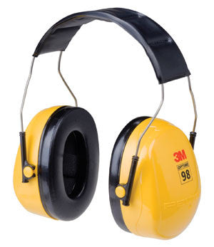 3M™ Peltor™ Optime™ 98 Over-the-Head Earmuffs, Hearing Conservation H9A