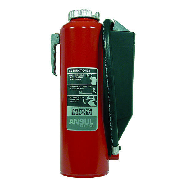 Ansul® Red Line 20 lb ABC Extinguisher w/ Wall Hook