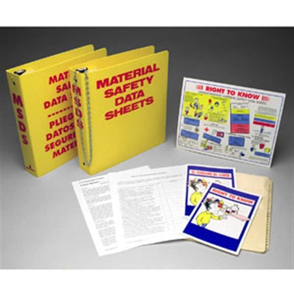 Bilingual Binder Insert PACK SIZE
