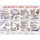 First Aid Training Safety Poster