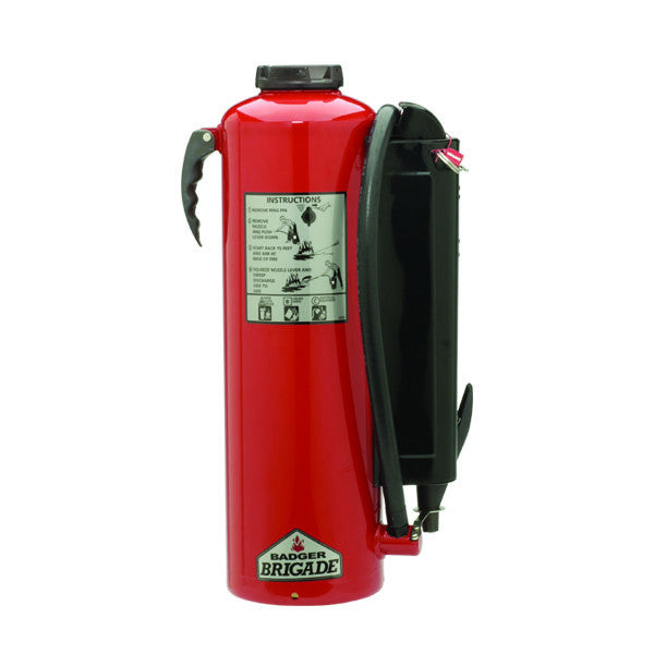 Badger™ Brigade 30 lb ABC Fire Extinguisher