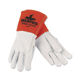 Memphis Red Ram™ Grain Goatskin Gloves