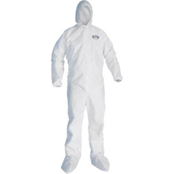 KleenGuard™ A20 Breathable Particle Protection Coveralls w/ Hood
