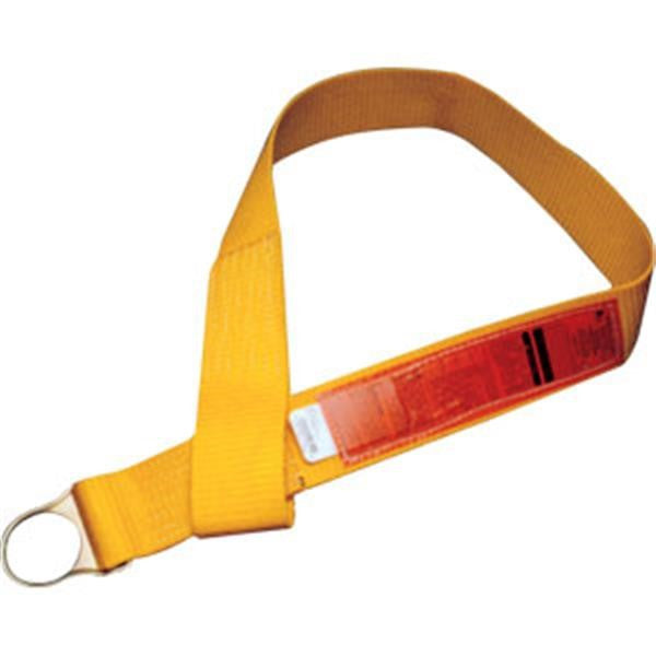Anchorage Connector Strap w/ D-Ring