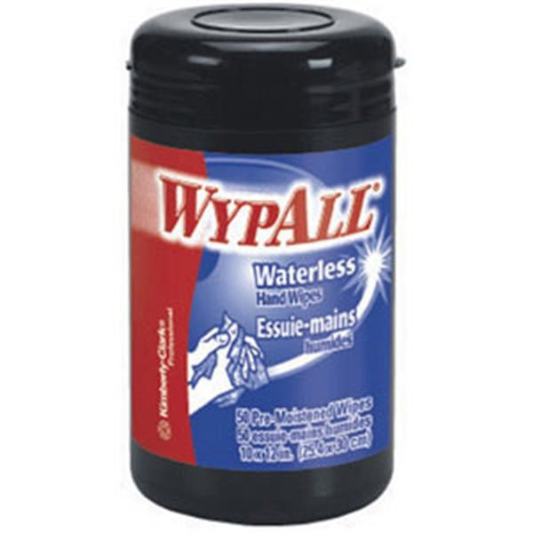 WypAll® Heavy-Duty Waterless Hand Wipes