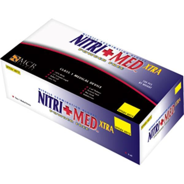 Memphis NitriMed™-Xtra Disposable Nitrile Gloves