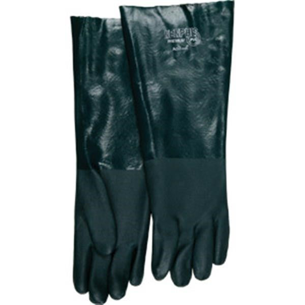 Supported PVC Gloves (Double Dipped