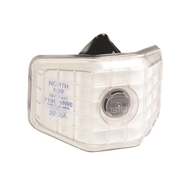 7190 Series Welding Half Mask w/ Filter