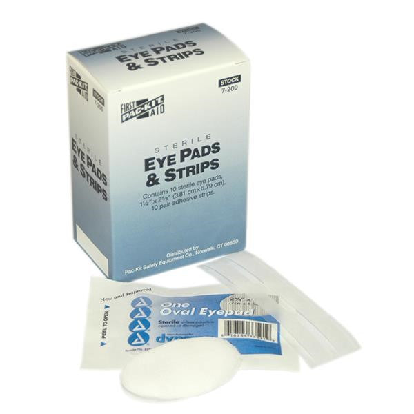 Eye Pads & Strips