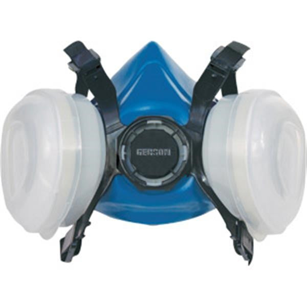 Signature One-Step™ Low-Maintenance Half-Mask Respirator