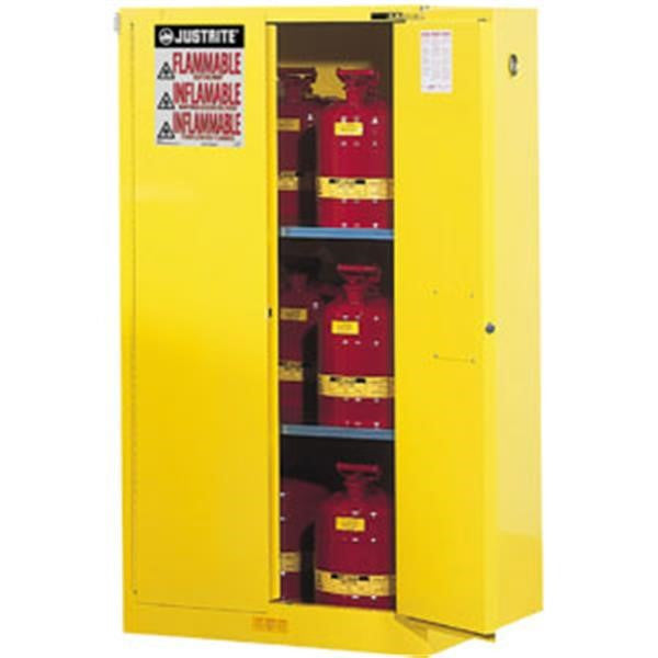 Sure-Grip® EX Safety Cabinets w/ Self-Closing Doors