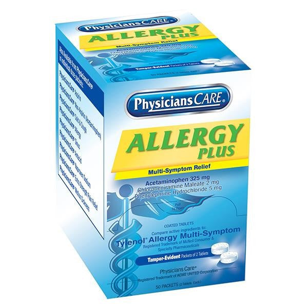 Allergy Plus Antihisamine