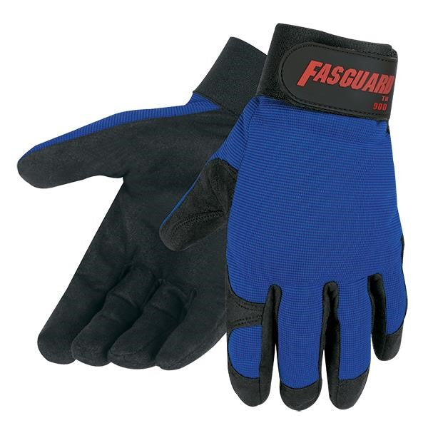 Memphis Fasguard™ Multi-Purpose Clarino® Synthetic Leather Palm Gloves