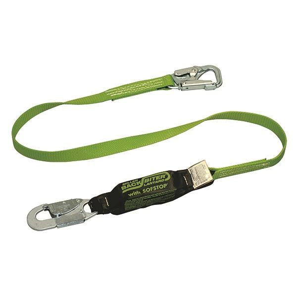Miller® BackBiter® Tie-Back Shock-Absorbing Lanyard
