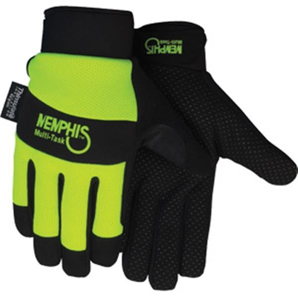Memphis Multi-Task Synthetic Leather Palm Insulated Gloves