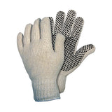 Economy-Weight PVC Coated String Knit Gloves