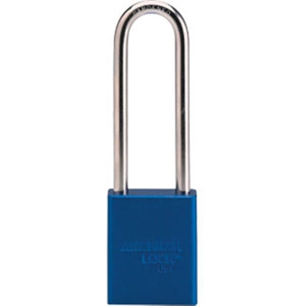 American Lock® 1100 Series Anodized Aluminum Safety Padlock