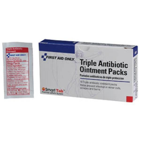 Triple Antibiotic Ointment (10/Box)
