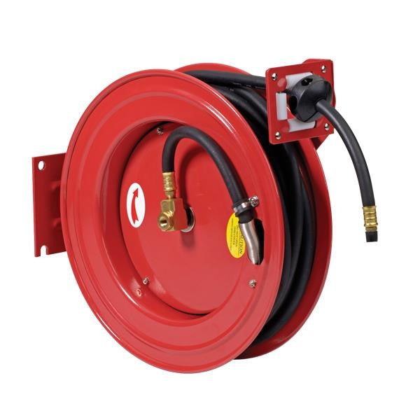 Air Hose Reel w/ 49' Hose