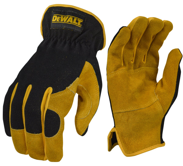 LEATHER PERFORMANCE HYBRID GLOVE