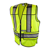 Adjustable Breakaway Mesh Vest