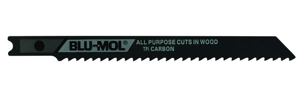Blu-Mol® Bi-Metal Reciprocating Saw Blades (Wood) (6482-50)