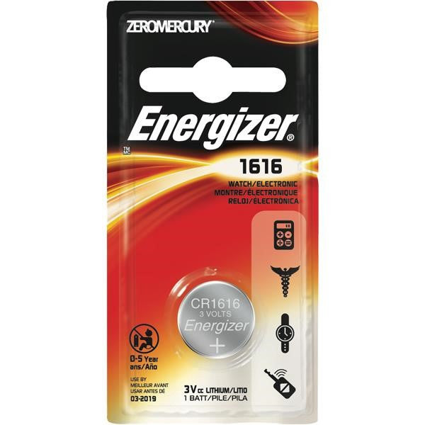 Energizer® 1616 Battery