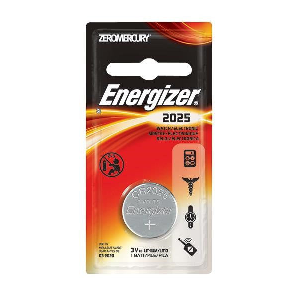 Energizer® 2025 Battery (3V)