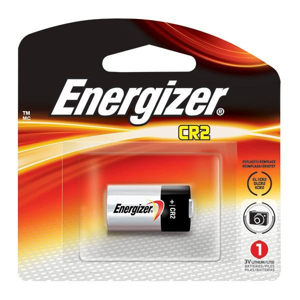 Energizer® Photo Lithium CR2 Battery