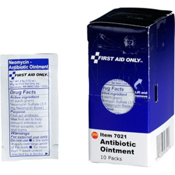 Antibiotic Ointment (10/Box)