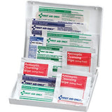 17-Piece Travel First Aid Kit (Plastic Case)