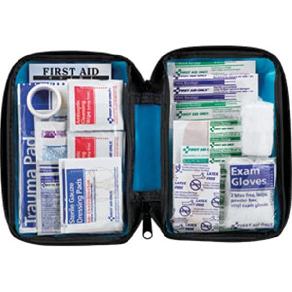 81-Piece All-Purpose First Aid Kit (Softpack Case)
