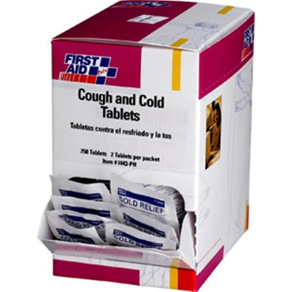 Cold & Cough Tablets (250/Box)
