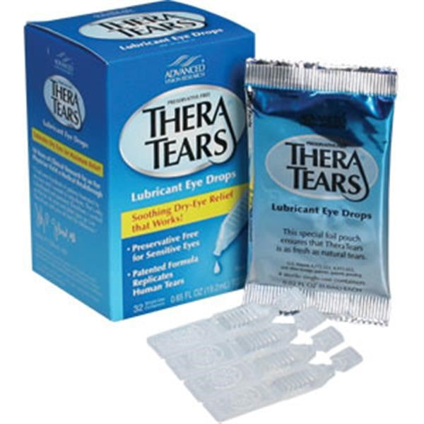 Thera Tears Lubricant Eye Drops