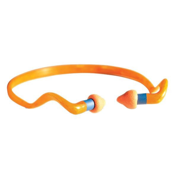 Howard Leight QB2HYG® Banded Earplugs