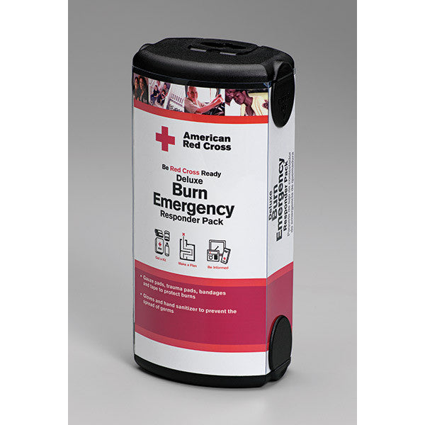 American Red Cross Deluxe Burn Emergency Responder Pack