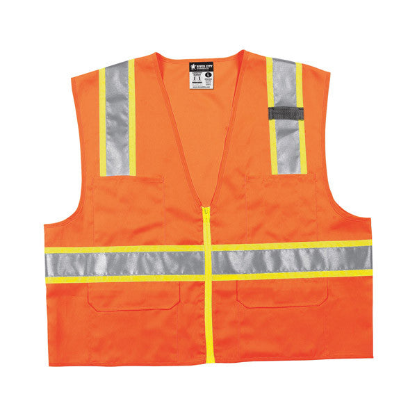 River City Luminator™ Class 2 Surveyor's Solid Vest