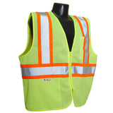 Class 2 Fire Retardant Vest with Two-Tone Trim