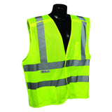Class 2 Fire Retardant Mesh Breakaway Vest - Green