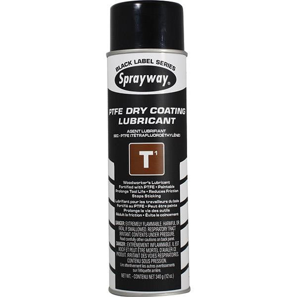 T1 TFE Dry Coating Lubricant & Release Agent