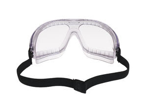 3M™ Lexa™ Splash GoggleGear™ Safety Goggles, 16645-00000-10 Clear Lens, Large