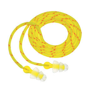 3M™ Tri-Flange™ Cloth Corded Earplugs (100pr/bx)