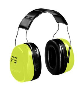 3M™ Peltor™ Optime™ 105 Over-the-Head Earmuff Hearing Conservation H10A HV