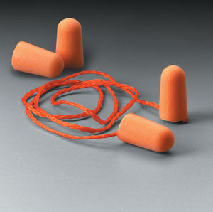3M™ Uncorded Foam Earplugs, Hearing Conservation 1100 (200pr/bx)